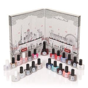 Ciate Mini Mani Month *Holiday Gift Set